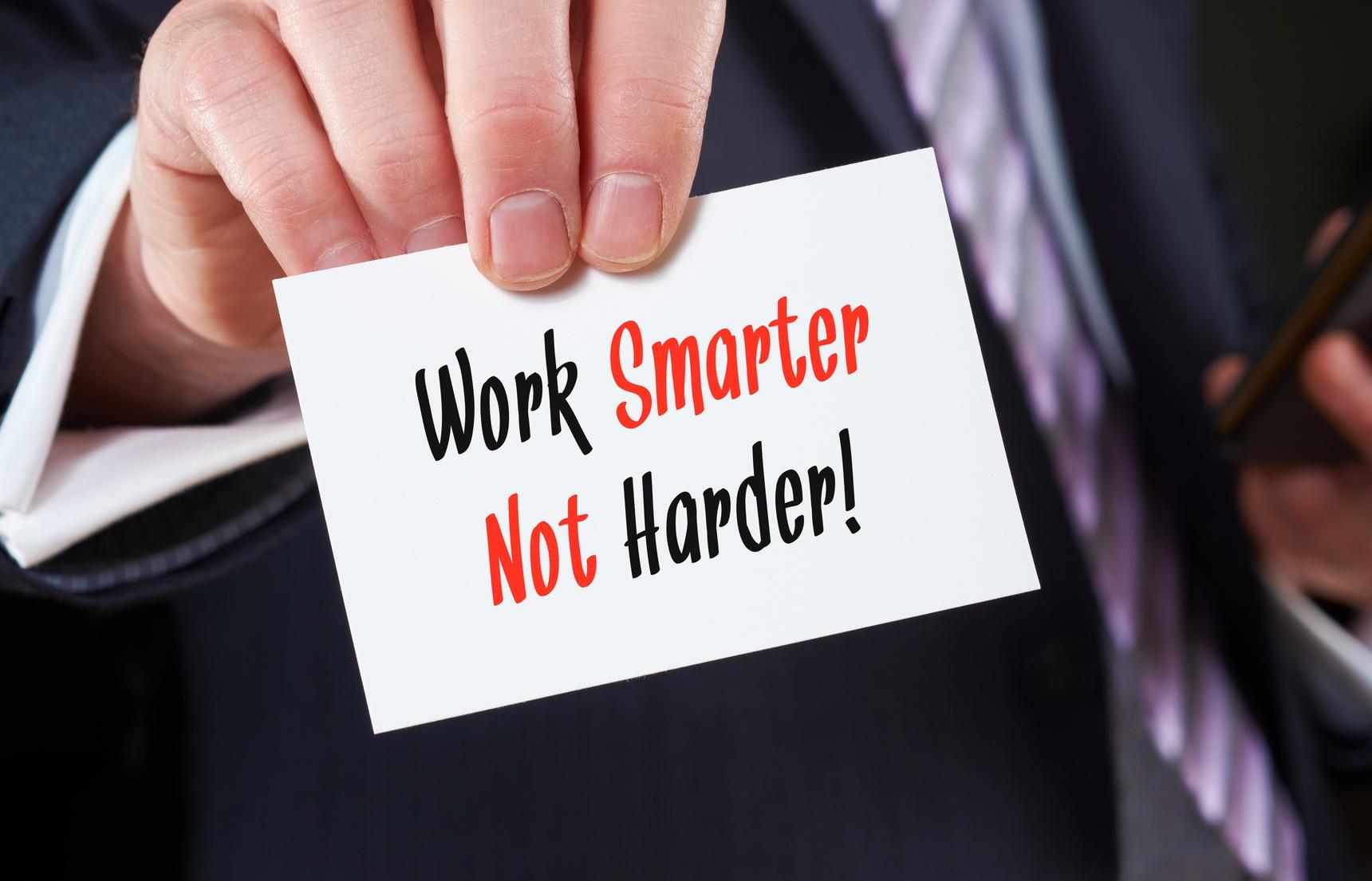 3 sposoby na to jak zwiększyć efektywność pracy